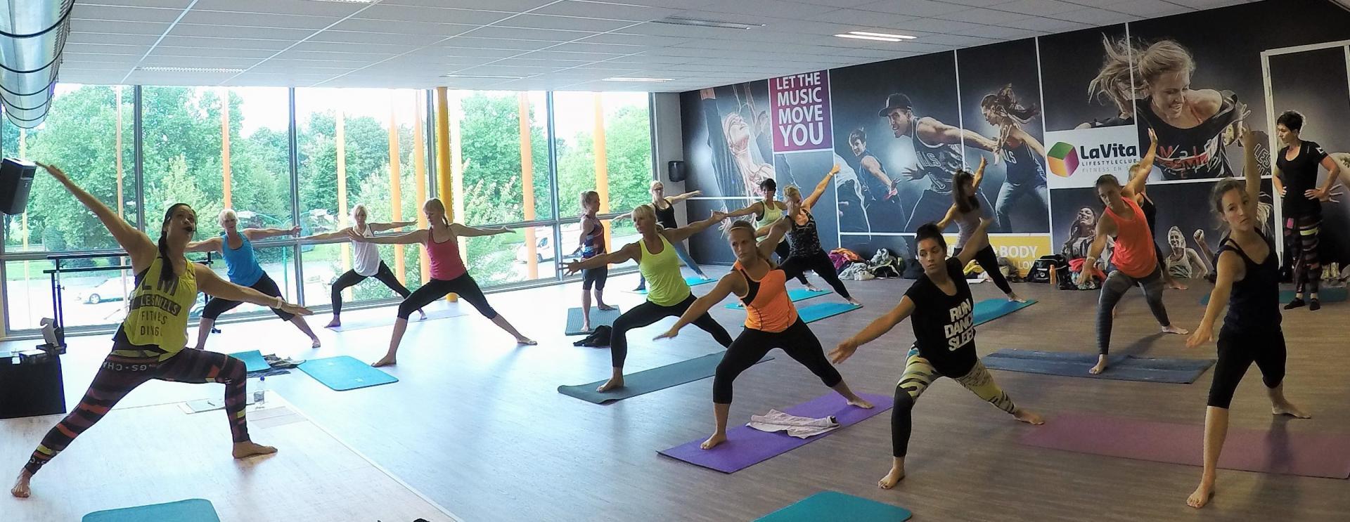 Bodybalance opleiding augustus 2016