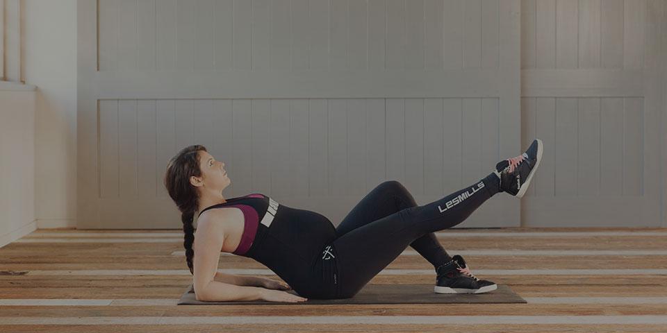 Mag je buikspieren trainen tijdens je zwangerschap?