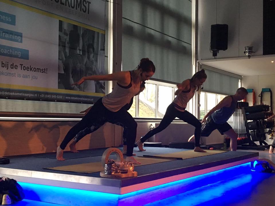 teamtraining Bodybalance 77